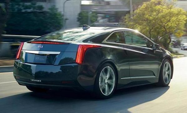 Cadillac ELR 2021