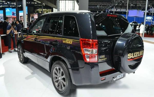 Suzuki Grand Vitara 2021
