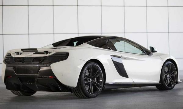 McLaren 650S Spider 2021