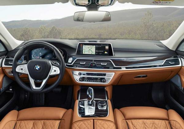 BMW 7 2021