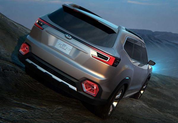 Subaru Tribeca 2021
