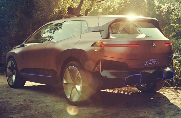BMW i9 Hybrid 2021