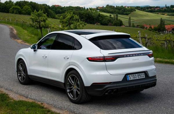 Porsche Cayenne Coupé 2021