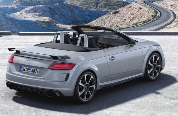 Audi TT Roadster 2021