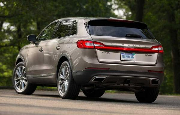 Lincoln MKX 2021