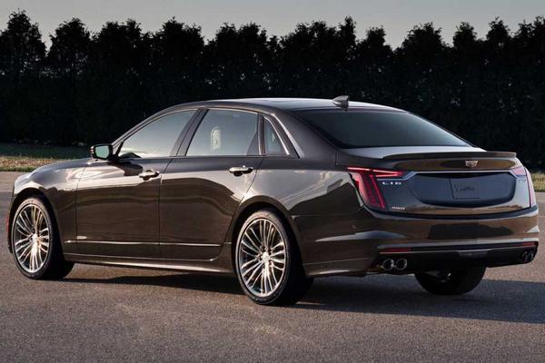 Cadillac CT6 2021