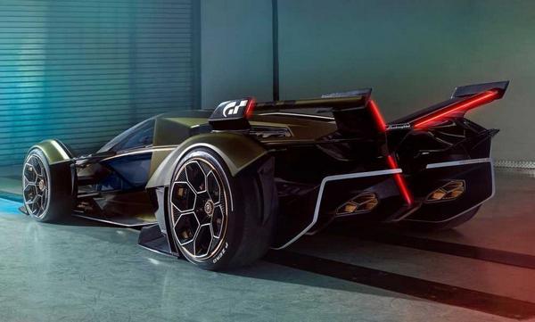 Lamborghini Ankonian 2021