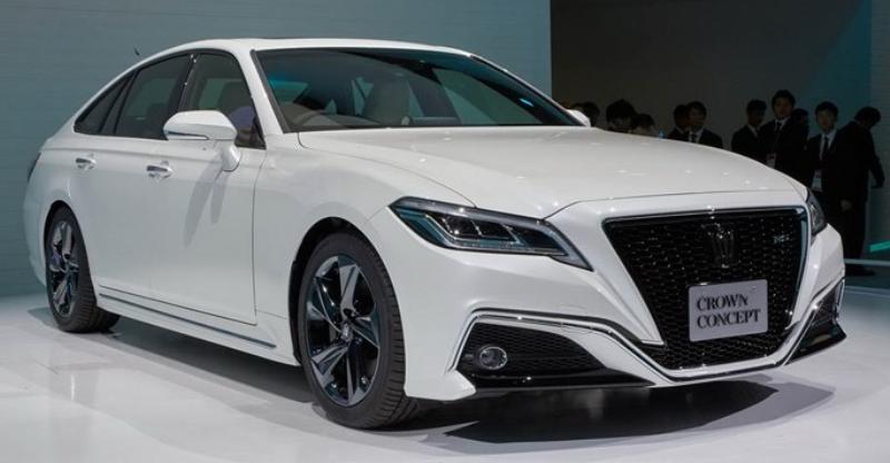 Toyota Crown 2021