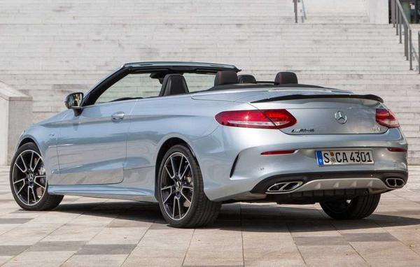 Mercedes-AMG C 43 2021