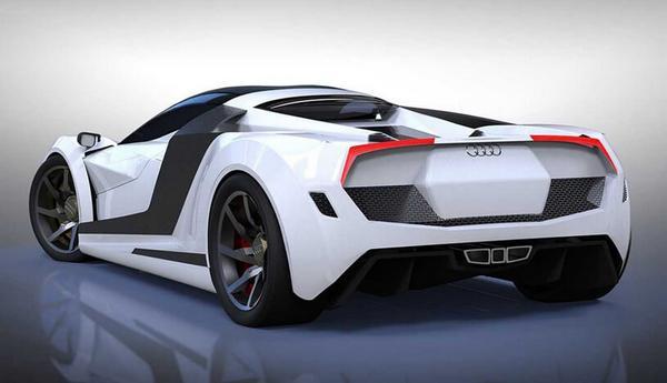 Audi R10 2021