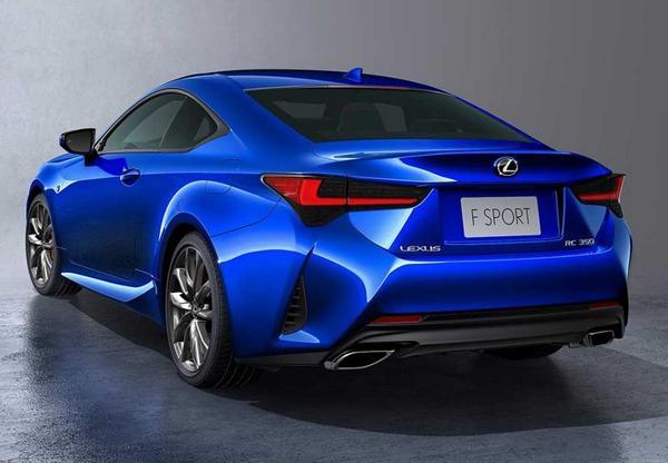 Lexus RC 350 2021