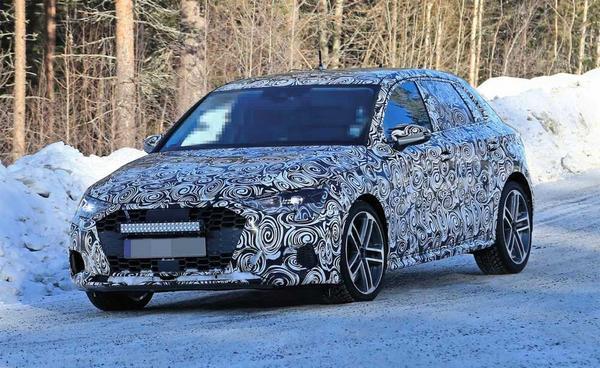 Audi S3 2021: prix, consommation, PHOTOS, données techniques