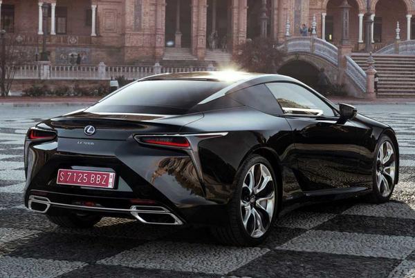 Lexus LC 500h 2021