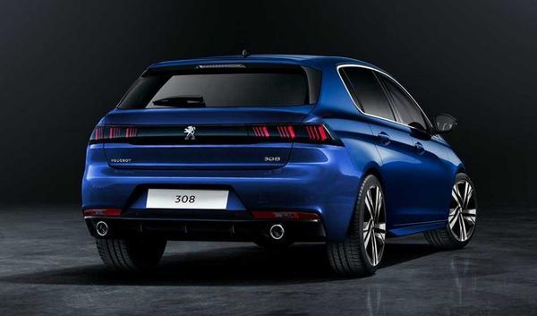 Peugeot 308 R Hybrid 2021