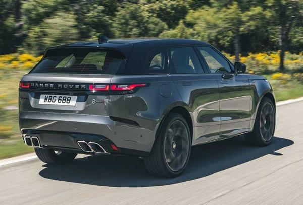 Range Rover SV 2021