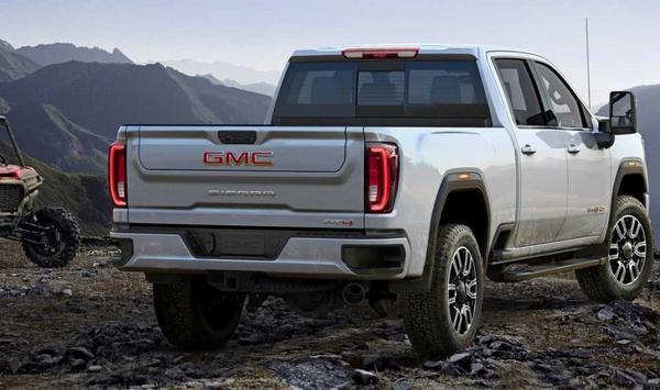 GMC Sierra Denali 3500HD 2021