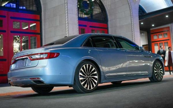 Lincoln Continental 2021