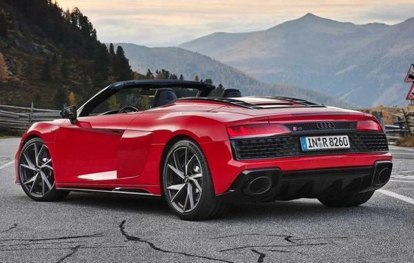 Audi R8 V10 2021
