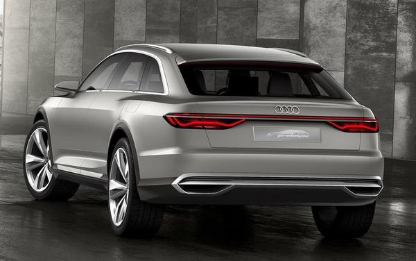 Audi Prolog 2021