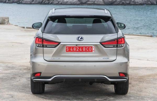 Lexus RX 450h Hybrid 2021