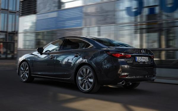 Mazda 6 berline sport 2021